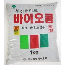퇴비 바이오콤  1kg